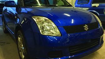 CeeJay Autoworx Blue Suzuki