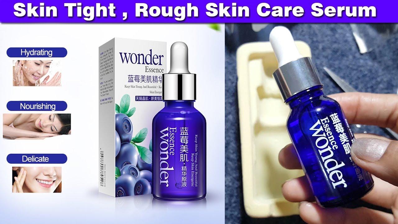 bioaqua wonder essence blueberry serum