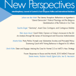 New Perspectives - First Issue Out Now!