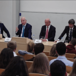 Czech Presidental Election 2018 Debate in English - Foreign Policy & International Relations