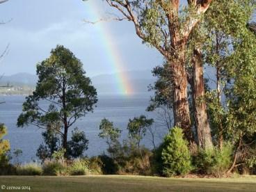 Pt Huon Rainbow