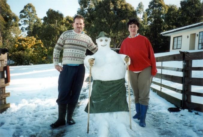 Snowfriends 1995
