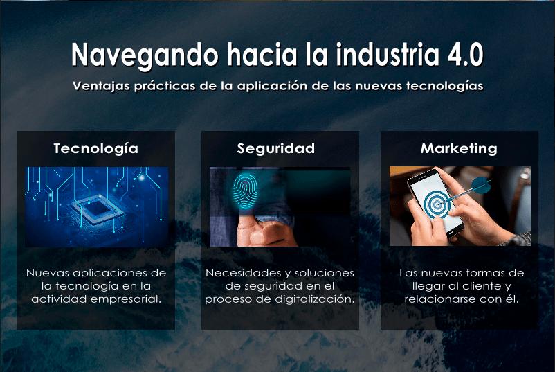 Navegando Industria 4.0