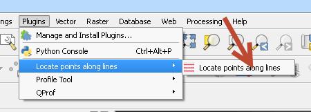 QGIS – Creating Longsection Profiles along lines at a