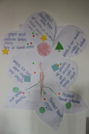 Flower of participation along with Right based approach