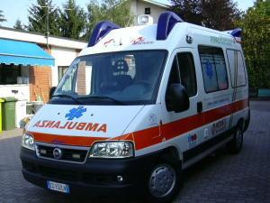 salvato dai carabinieri incidente sul lavoro