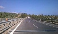 autostrada lavori sulla palermo-catania a pagamento