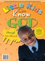 Little Kids Can Know God Through His Church
