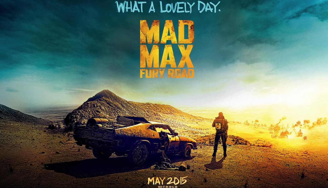 Mad Max: Fury Road (2015)- actiune la superlativ