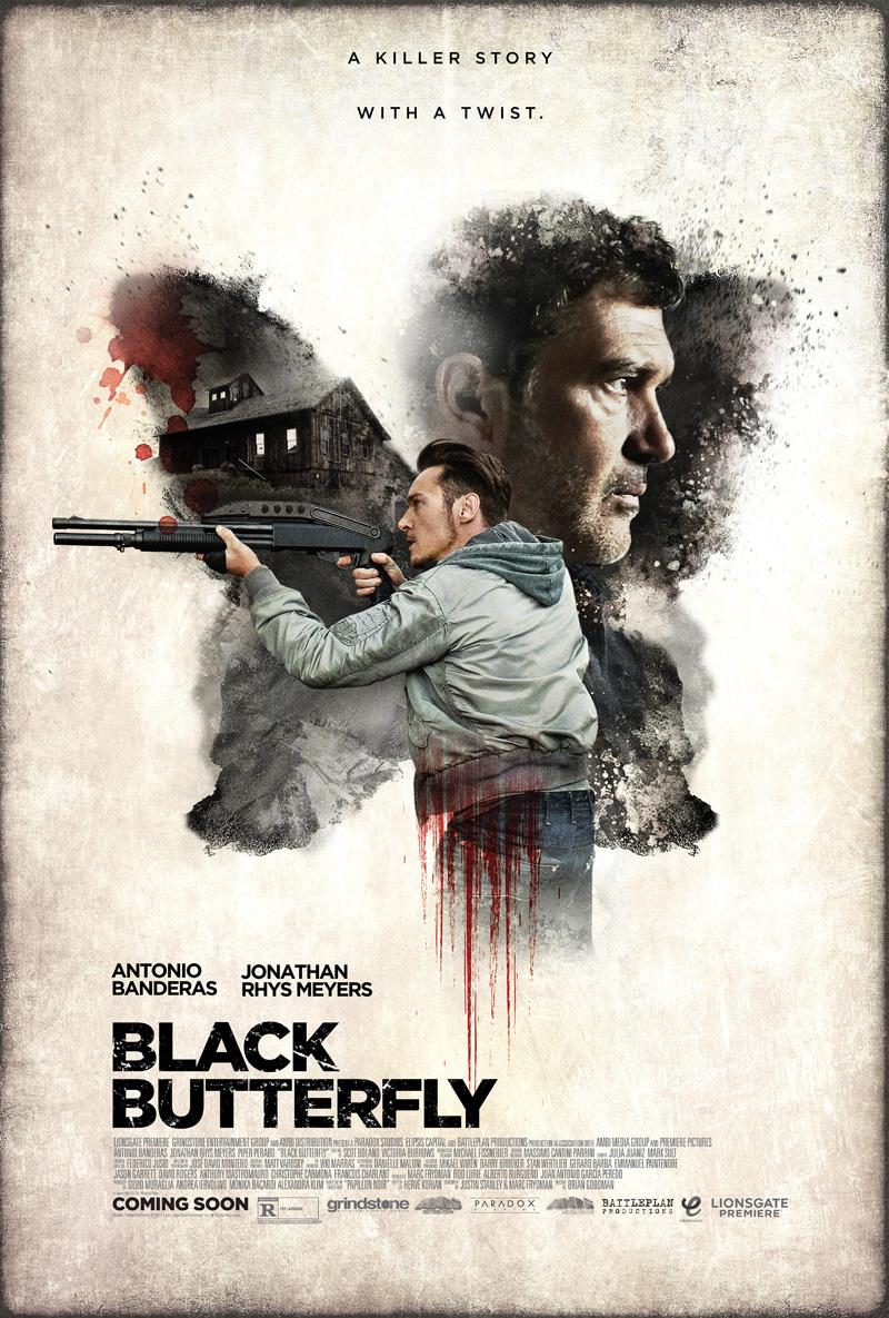 Black Butterfly (2017)
