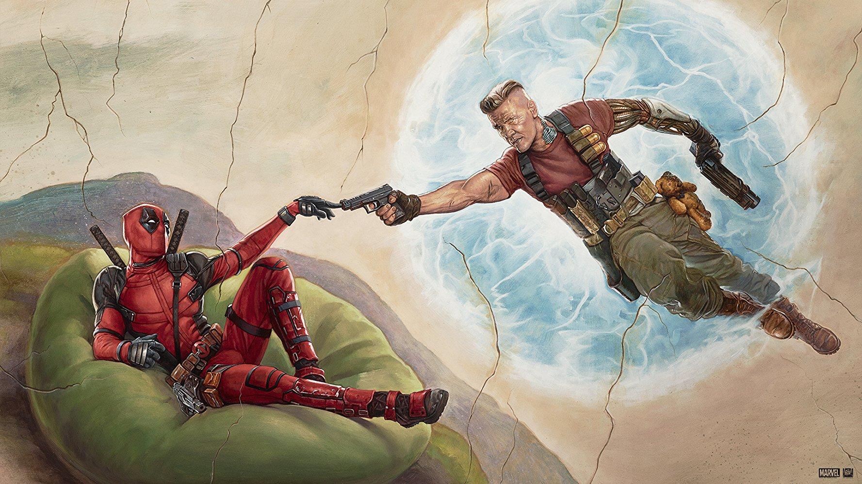 """Deadpool 2 (2018) – """"Îmi place dubstep-ul"""""""