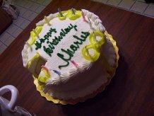 My 25th B-Day Cake 2