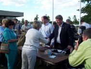 Stephen Harper Summer BBQ 1
