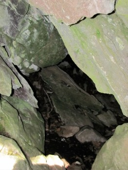 Harbell's Cave