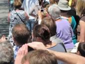 Onlooking Crowds