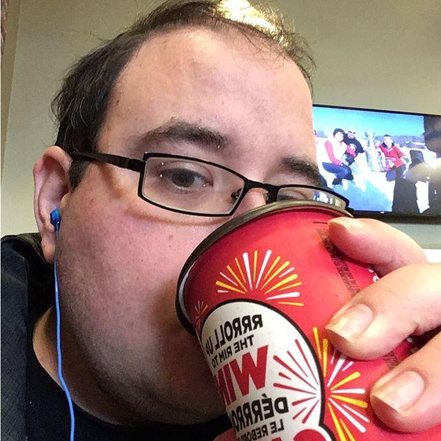 Coffee then EMG.