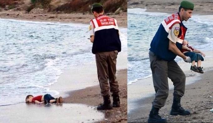 nene ahogado