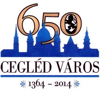 Cegléd 650 logo