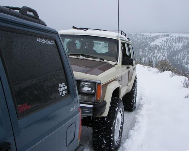Photos: EWOR Pine Mountain New Year 4×4 Snow Run 5