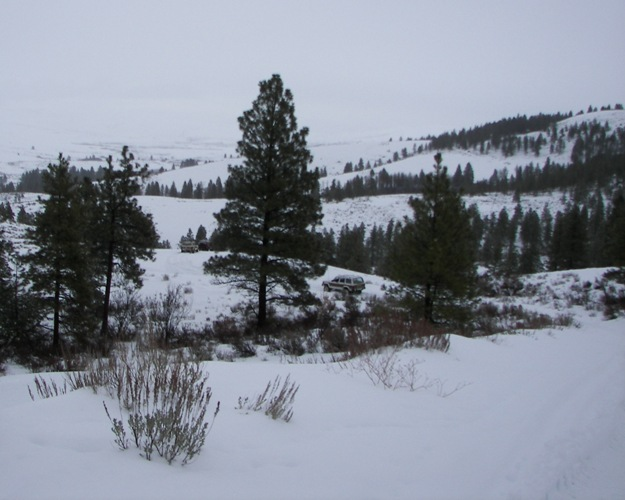 Photos: EWOR Pine Mountain New Year 4×4 Snow Run 25