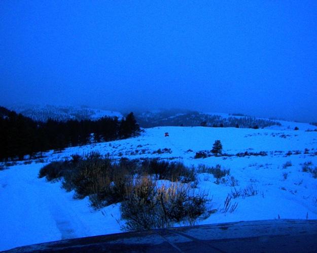 Photos: EWOR Pine Mountain New Year 4×4 Snow Run 49