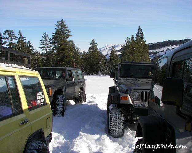 Photos: EWOR Sedge Ridge 4×4 Snow Run 5