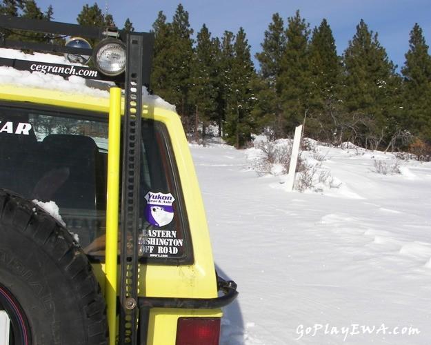 Photos: EWOR Sedge Ridge 4×4 Snow Run 13
