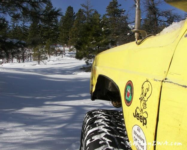 Photos: EWOR Sedge Ridge 4×4 Snow Run 14