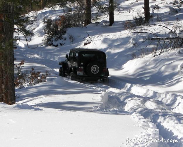 Photos: EWOR Sedge Ridge 4×4 Snow Run 22
