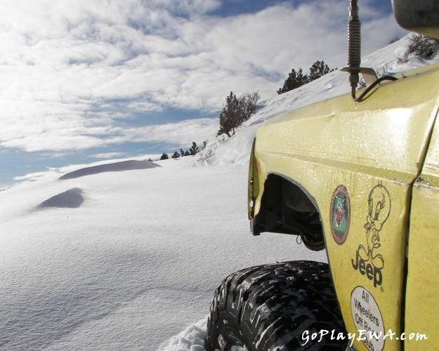 Photos: EWOR Sedge Ridge 4×4 Snow Run 25