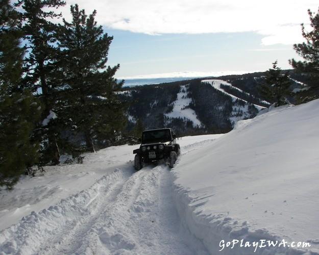 Photos: EWOR Sedge Ridge 4×4 Snow Run 29