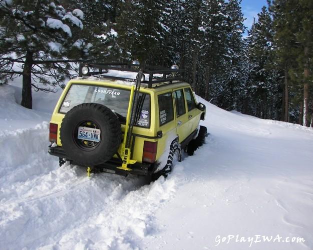 Photos: EWOR Sedge Ridge 4×4 Snow Run 27