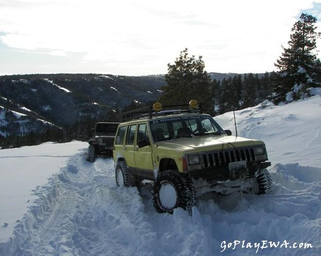 Photos: EWOR Sedge Ridge 4×4 Snow Run 34