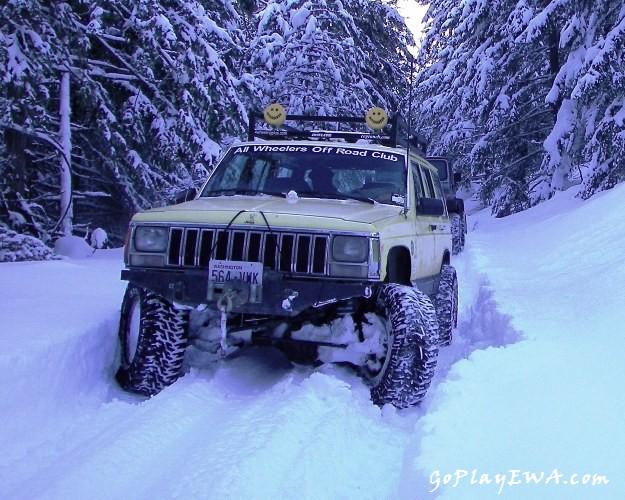 Photos: EWOR Sedge Ridge 4×4 Snow Run 41