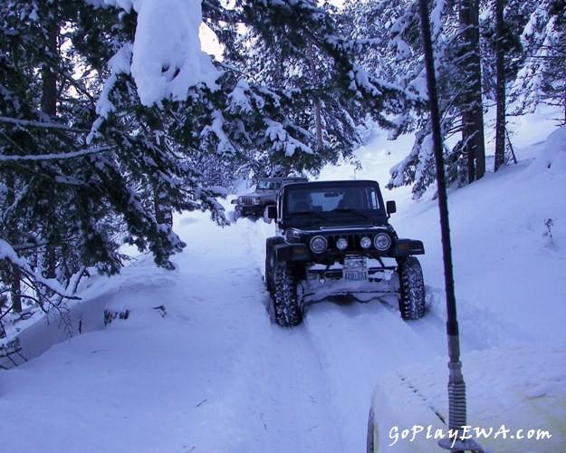 Photos: EWOR Sedge Ridge 4×4 Snow Run 44