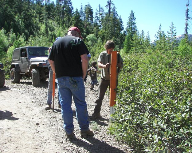 Photos: EWOR Ahtanum State Forest Green Dot Work Party Part 1 of 2 24