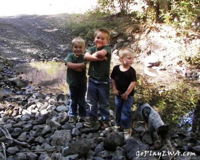 Photos: Wenas Wildlife Area Exploring Run 8