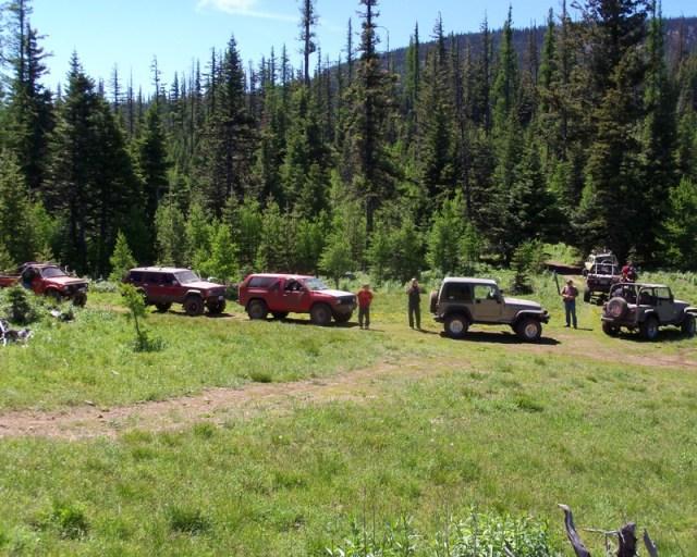 Photos: 4W613 Louie Way Gap to Upper Meadow Work Party 2