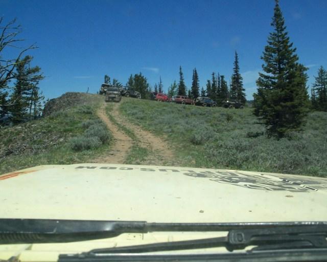 Photos: 4W613 Louie Way Gap to Upper Meadow Work Party 29