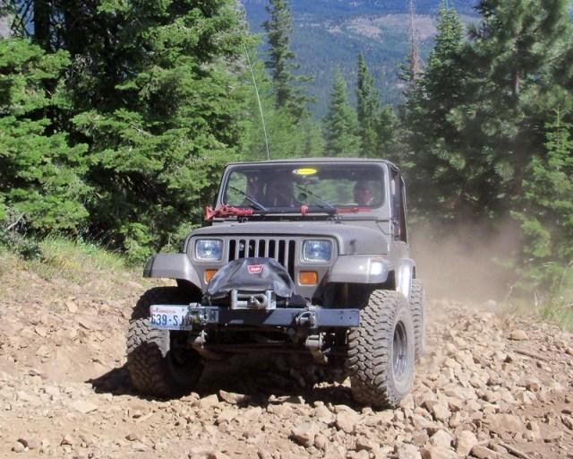 Photos: EWOR Ahtanum ORV Trail Maintenance Camp-out 6