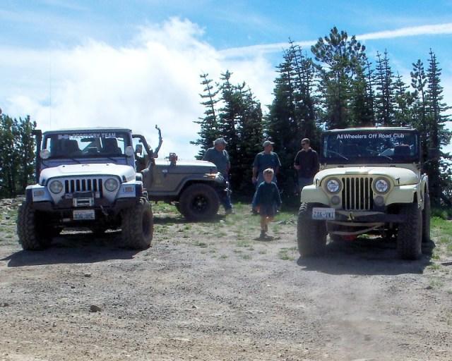 Photos: EWOR Ahtanum ORV Trail Maintenance Camp-out 12