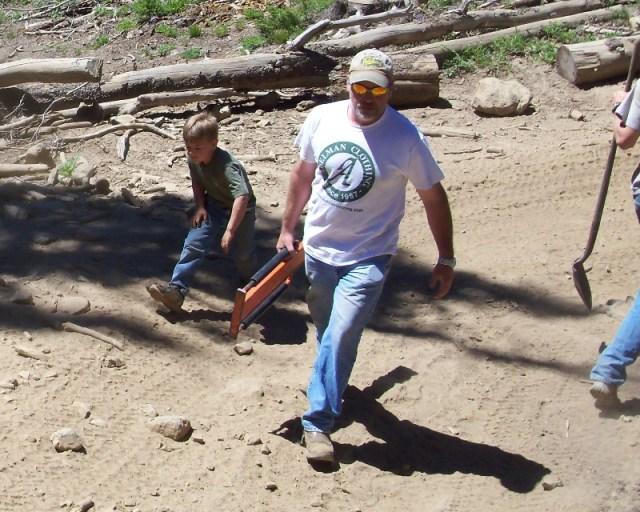 Photos: EWOR Ahtanum ORV Trail Maintenance Camp-out 18