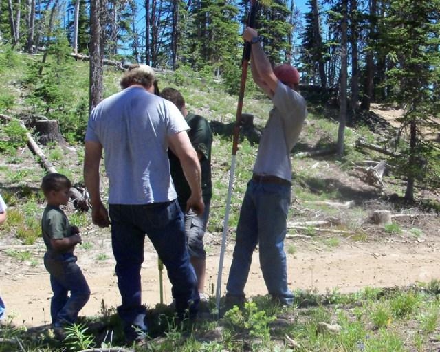 Photos: EWOR Ahtanum ORV Trail Maintenance Camp-out 22