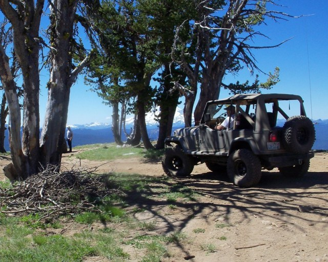 Photos: EWOR Ahtanum ORV Trail Maintenance Camp-out 25