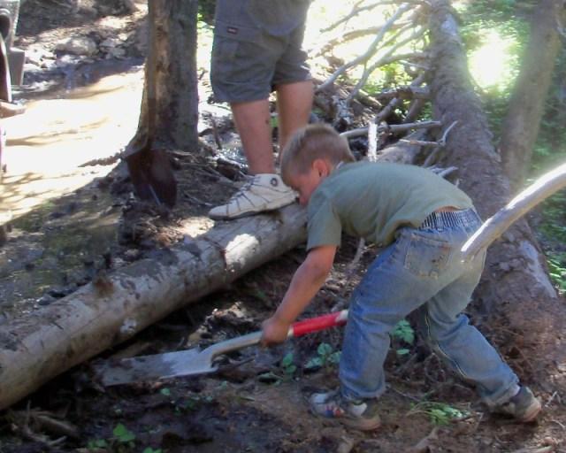 Photos: EWOR Ahtanum ORV Trail Maintenance Camp-out 33