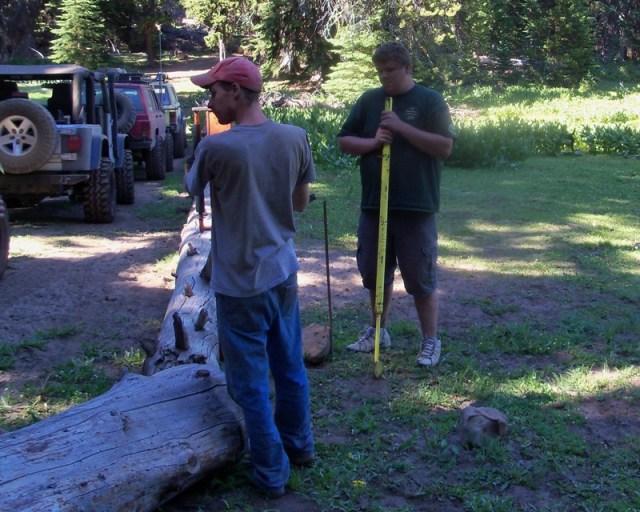 Photos: EWOR Ahtanum ORV Trail Maintenance Camp-out 35