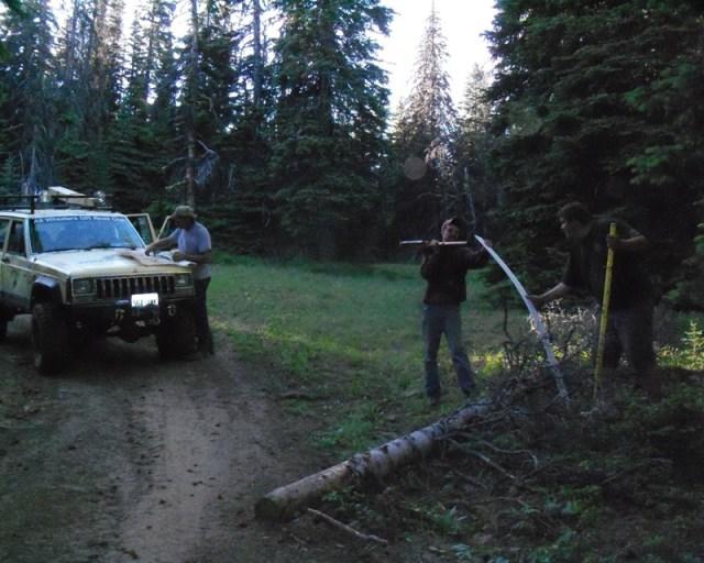 Photos: EWOR Ahtanum ORV Trail Maintenance Camp-out 45