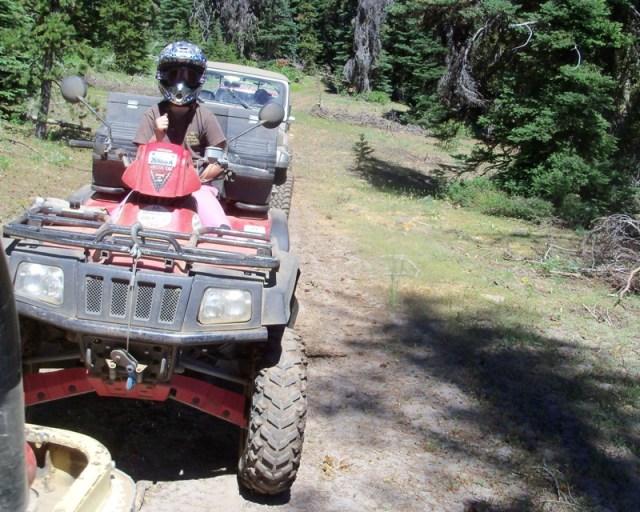 Photos: 2010 Ahtanum ORV Trails Clean-up 3