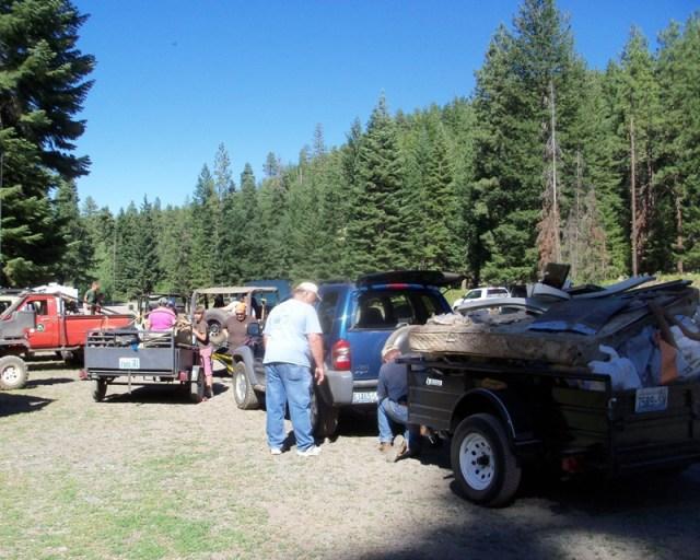 Photos: 2010 Ahtanum ORV Trails Clean-up 8