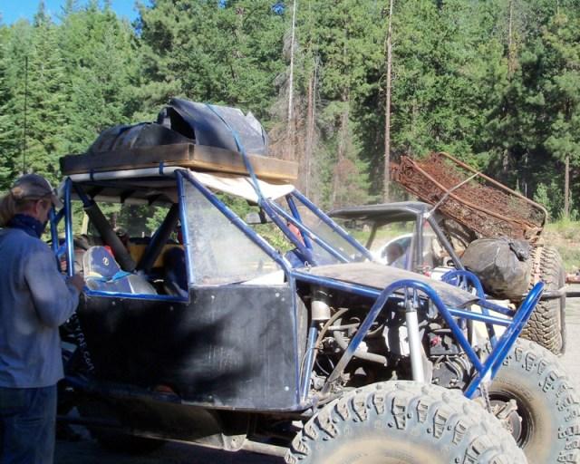 Photos: 2010 Ahtanum ORV Trails Clean-up 9